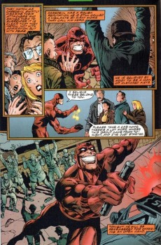 Extrait de Daredevil (1964) -351- Helping hands