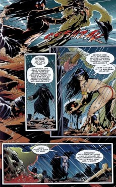 Extrait de Vampirella Masters Series -1- L'éveil du mal