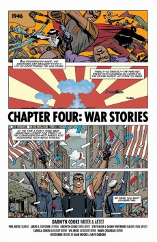 Extrait de Before Watchmen: Minutemen (2012) -4- Minutemen 4 (of 6) - War stories