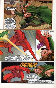 Extrait de Daredevil Vol. 1 (Marvel - 1964) -353- The devil's work!