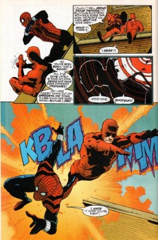 Extrait de Daredevil Vol. 1 (Marvel - 1964) -354- Charming devils
