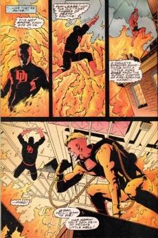 Extrait de Daredevil Vol. 1 (Marvel - 1964) -355- Trial by fire!
