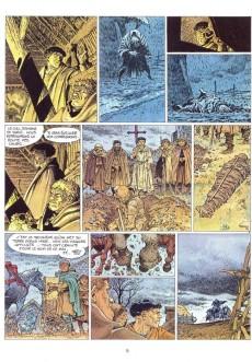 Extrait de Les tours de Bois-Maury -4- Reinhardt