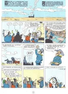 Extrait de Lucky Luke -14e08- Ruée sur l'Oklahoma