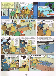 Extrait de Tif et Tondu -23a1977- Tif et Tondu à New York