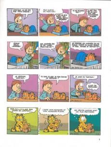 Extrait de Garfield -16a1997- Fait feu de tout bois