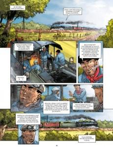 Extrait de Combattants du rail -1- Un train pour Sedan