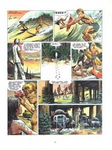 Extrait de Wayne Thunder -2- La porte de l'initié