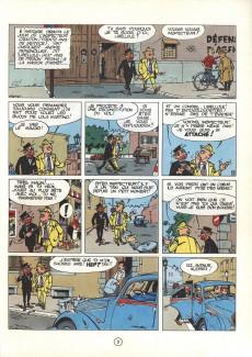 Extrait de Gil Jourdan -1a78- Libellule s'évade