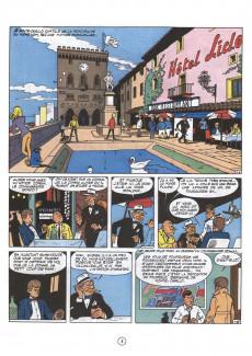Extrait de Gil Jourdan -11a1977- Chaud et froid - Le grand souffle
