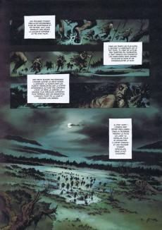 Extrait de La guerre du Feu (Roudier) -1- Dans la nuit des âges