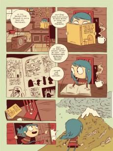 Extrait de Hilda (Pearson) -1- Hilda et le Troll