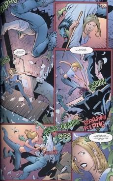 Extrait de Buffy contre les vampires - L'intégrale BD -9- Saison 3 - Hantée