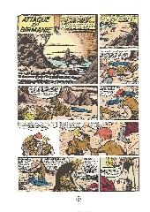 Extrait de Buck Danny -6c1976- Attaque en Birmanie