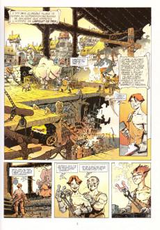 Extrait de Lanfeust de Troy -1a1996- L'Ivoire du Magohamoth