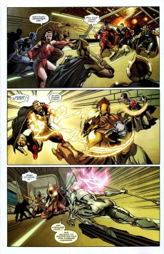Extrait de Marvel Universe (Panini - 2012) -4- Annihilators 2/2