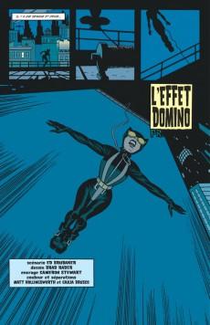 Extrait de Catwoman (Ed Brubaker présente) -2- Dans les bas-fonds