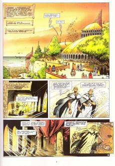 Extrait de Lanfeust de Troy -3a96- Castel Or-Azur