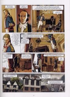 Extrait de Josse Beauregard -1- De Charybde en Scylla