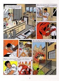 Extrait de Ric Hochet - La collection (Hachette) -36- La flèche de sang