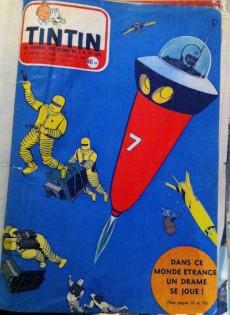 Extrait de (Recueil) Tintin (Album du journal - Édition française) -31- Tome 31