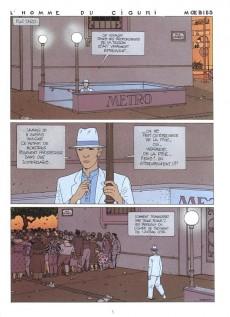 Extrait de Major Fatal - Le garage hermétique -2b- L'Homme du Ciguri