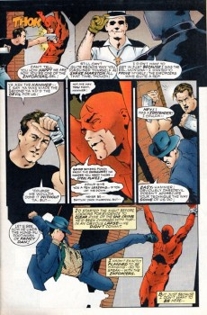 Extrait de Daredevil Vol. 1 (Marvel - 1964) -357- Crime and punishment
