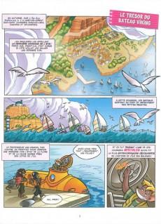 Extrait de Téa Stilton -3- Le Trésor du bateau viking