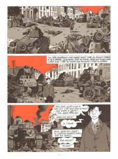 Extrait de Moi René Tardi, prisonnier de guerre au Stalag IIB - Tome 1
