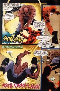 Extrait de Daredevil (1964) -360- Alone against the absorbing man!