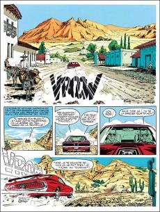 Extrait de Michel Vaillant (Dupuis) -21- Massacre pour un moteur
