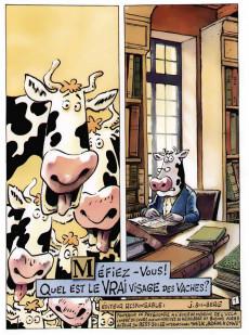 Extrait de Lait entier -1- Sacrées Vaches