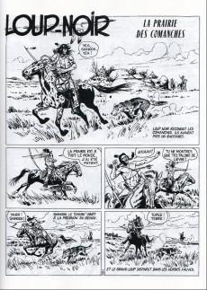 Extrait de Loup Noir (Taupinambour) -1- La prairie des Comanches