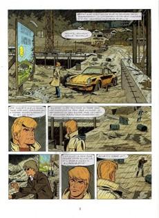 Extrait de Ric Hochet - La collection (Hachette) -37- Le maléfice vaudou