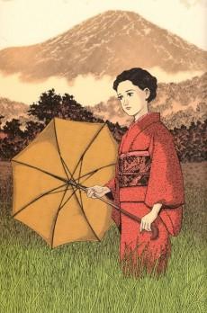 Extrait de (AUT) Taniguchi - L'homme qui dessine - entretiens