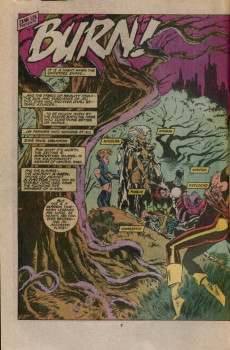 Extrait de Uncanny X-Men (The) (Marvel comics - 1963) -242- Burn
