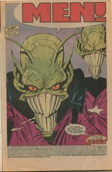 Extrait de Uncanny X-Men (The) (Marvel comics - 1963) -245- Men!