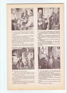 Extrait de Belles histoires et belles vies -45- Le Corsaire de Dieu - Jean-Marie Robert de la Mennais (1780-1860)