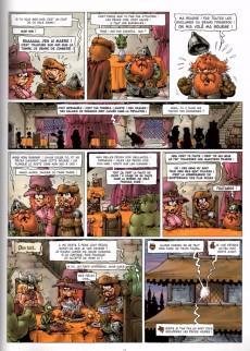 Extrait de Le donjon de Naheulbeuk -11- Tome 11