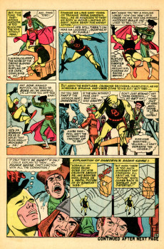 Extrait de Daredevil Vol. 1 (Marvel - 1964) -5- The mysterious Masked Matador!