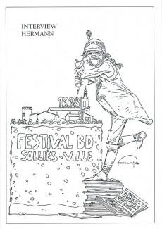 Extrait de (AUT) Hermann -HS- Festival de Solliès-ville : 10 ans déjà