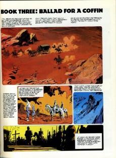 Extrait de Blueberry (en anglais, Marvel Comics) -INT02- Ballad for a Coffin