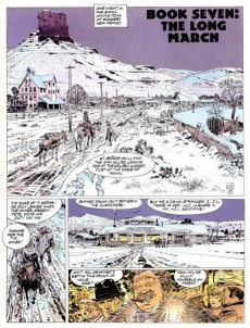 Extrait de Blueberry (en anglais, Marvel Comics) -INT04- The Ghost Tribe
