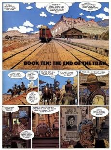 Extrait de Blueberry (en anglais, Marvel Comics) -INT05- The End of the Trail