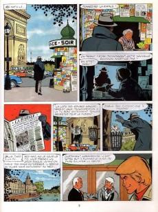 Extrait de Ric Hochet - La collection (Hachette) -38- Face au crime