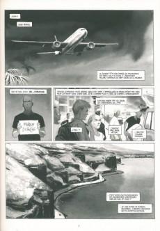 Extrait de Australes - Deux récits du monde au bout du monde -1a- Voyage aux îles de la Désolation