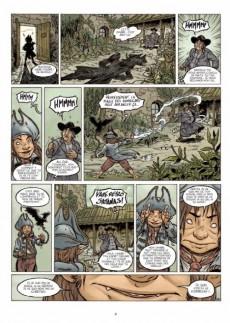 Extrait de Les contes du Korrigan -10a- Livre dixième : L'Ermite de Haute Folie