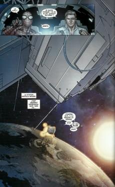 Extrait de Spider-Man (Marvel France 3e série - 2012) -5- Mission spatiale
