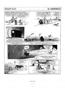 Extrait de Krazy Kat (Les Rêveurs) -1- Krazy Kat (1925-1929)