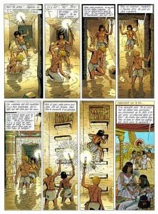Extrait de Alix -INT1- La trilogie Cléopâtre